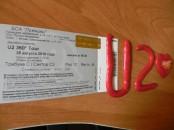 U2, handgum, хендгам