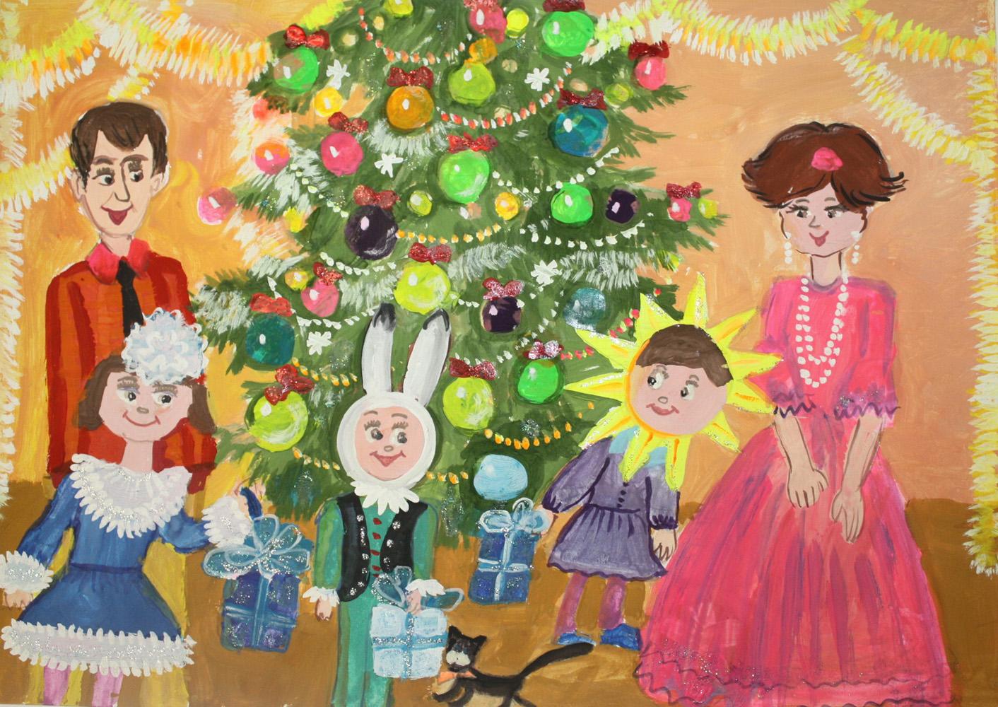 Конкурсы рисунков на праздник